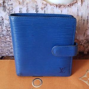 Authentic Louis Vuitton EPI wallet